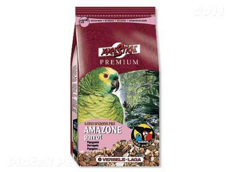 Prestige Amazon Parrot Loro Parque Mix by Versele Laga 15 kg buy online