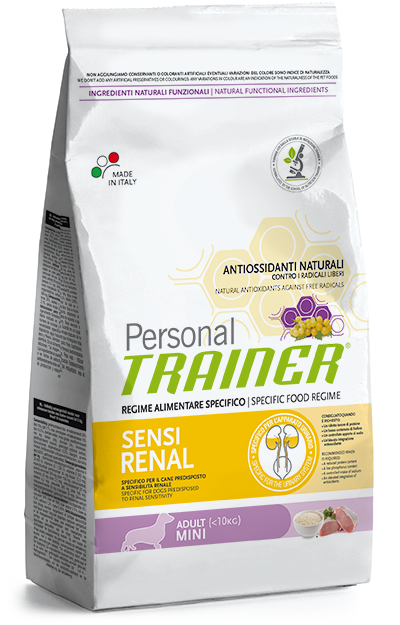 Nova Foods Personal Trainer - Adult Mini Sensi Renal 2 kg