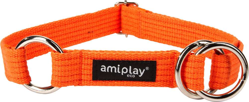 Amiplay Half-check Cotton Collar 5907563233966 erfarenheter