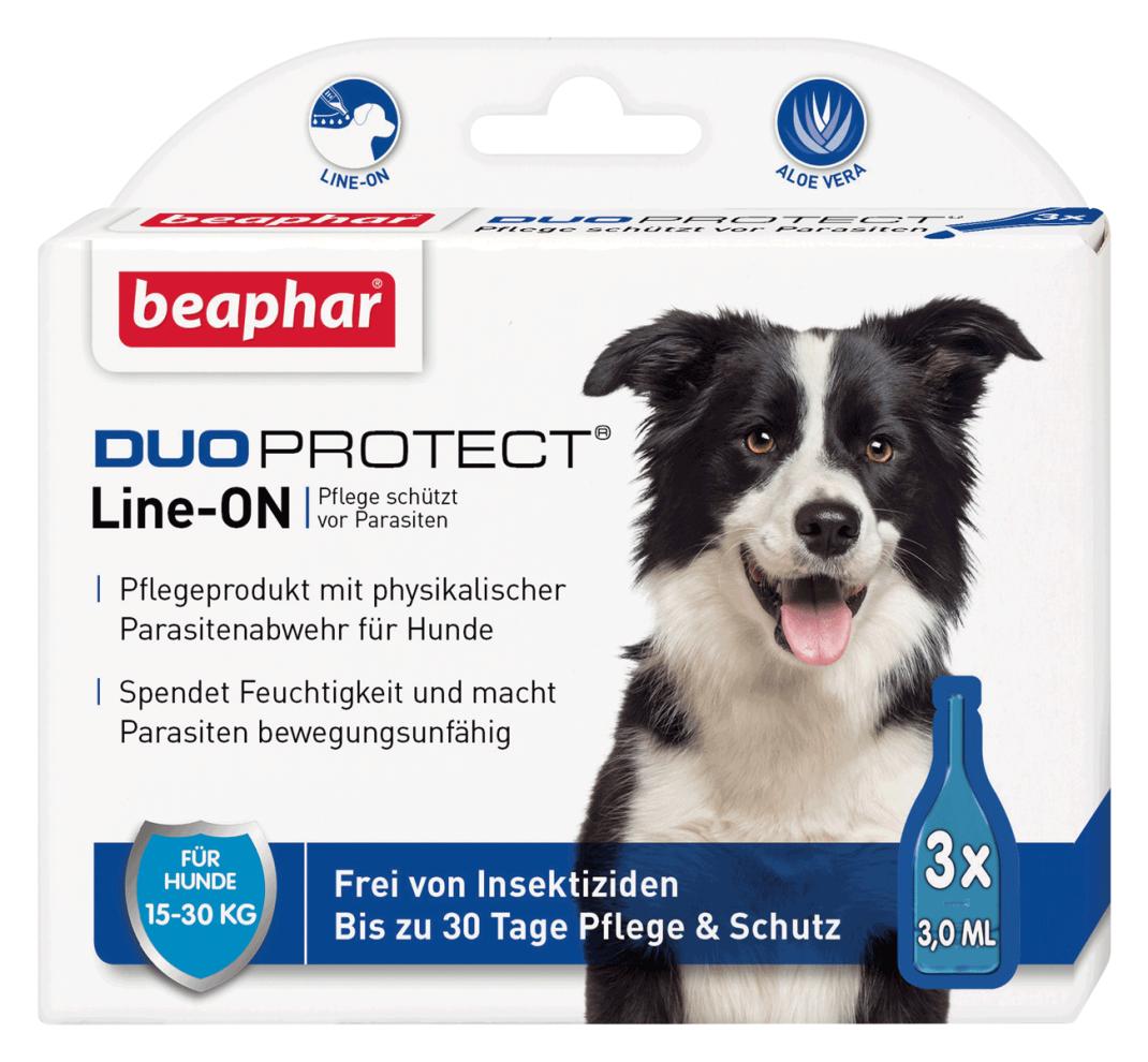 Beaphar DuoProtect para Perros (15-30kg) 3x3 ml