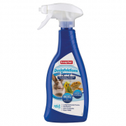 Beaphar Disinfectant Spray for Rodents and Birds 500 ml bestil topkvalitet til rimelige priser