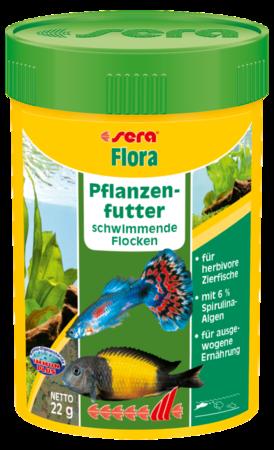 Sera Flora 22 g 4001942006408 erfaringer