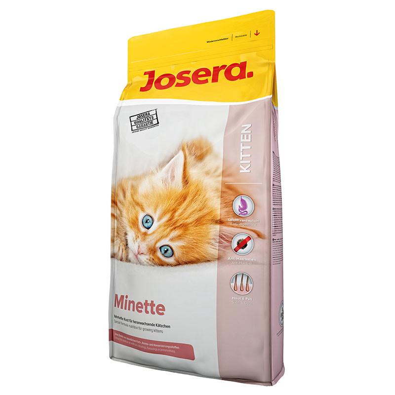 Josera Minette 10 kg, 2 kg, 400 g