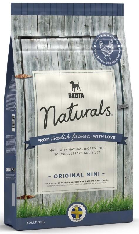 Bozita Naturals Original Mini 3.5 kg, 9 kg, 950 g köp billiga på nätet