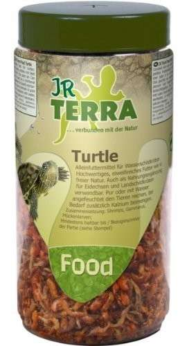 Terra Food Turtle 70 g  da JR Farm Compre a bom preço com desconto