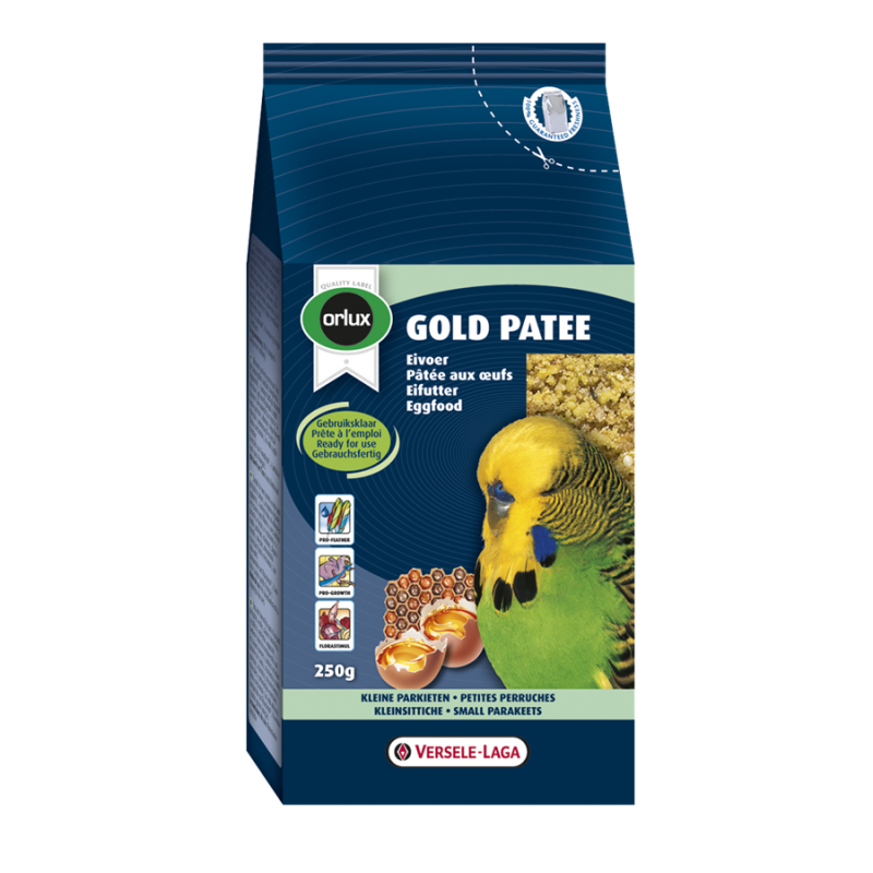 Orlux Gold Patee Small Parakeets by Versele Laga 1 kg, 250 g buy online