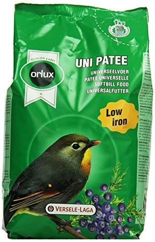 Versele Laga Orlux Uni Patee - Universal Softbillfood 1 kg kjøp billig med rabatt