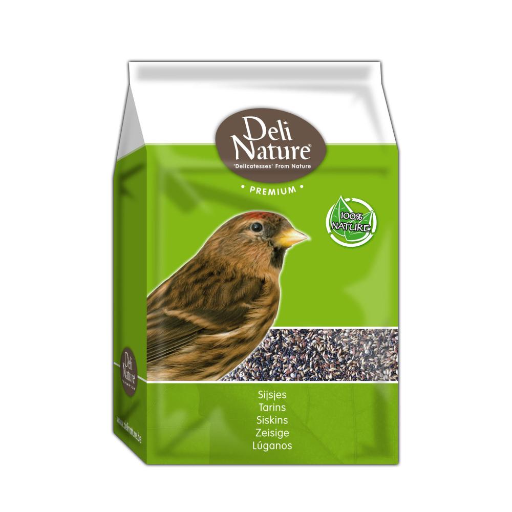 Deli Nature Premium - Siskins 4 kg kjøp billig med rabatt