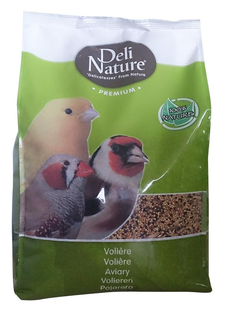 Deli Nature Premium - Aviary 4 kg kjøp billig med rabatt