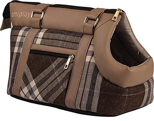 Amiplay Pet Carrier Bag Kent 32x21x24 cm