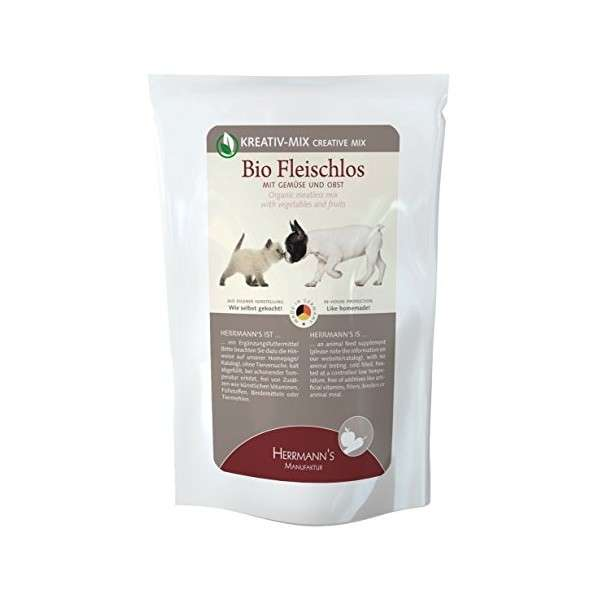 Orgaanista koiranruokaa Bio-Lean Meat 15x150g Herrmann's  osta edullisesti