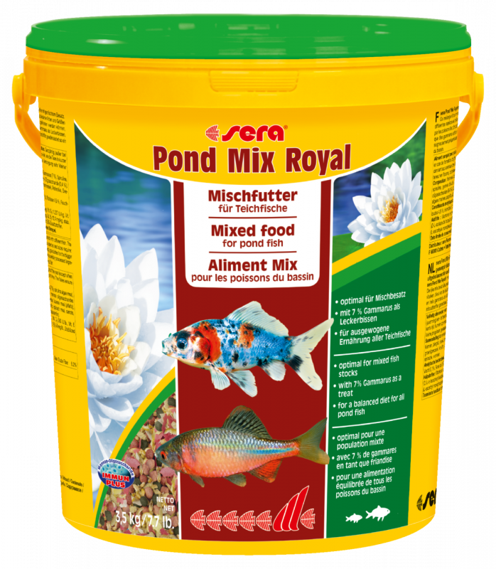Sera Pond Mix Royal  3.5 kg