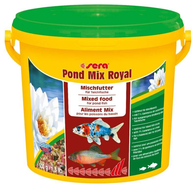Sera Pond Mix Royal 600 g