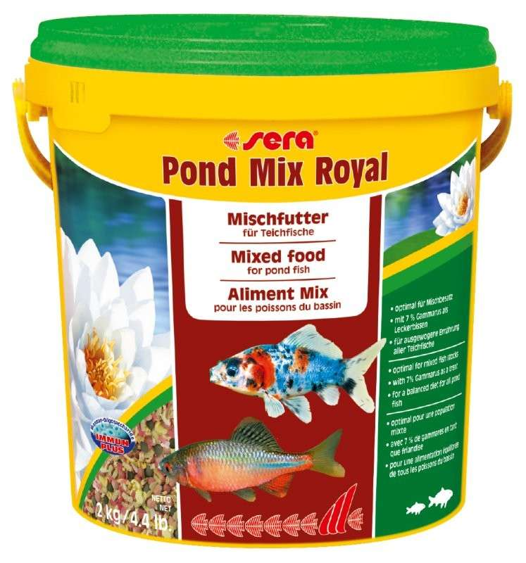 Sera Pond Mix Royal  2 kg