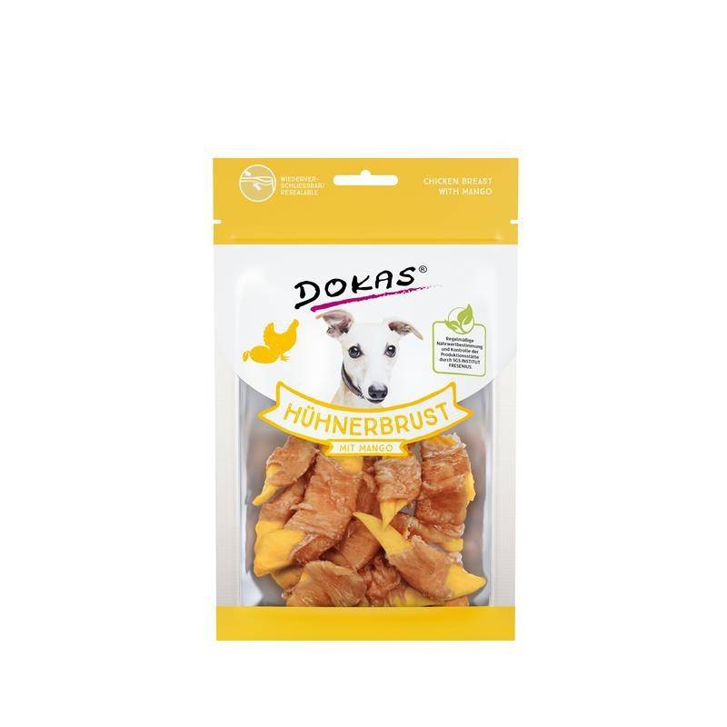 Dokas Chicken Breast Fillet with Mango 70 g