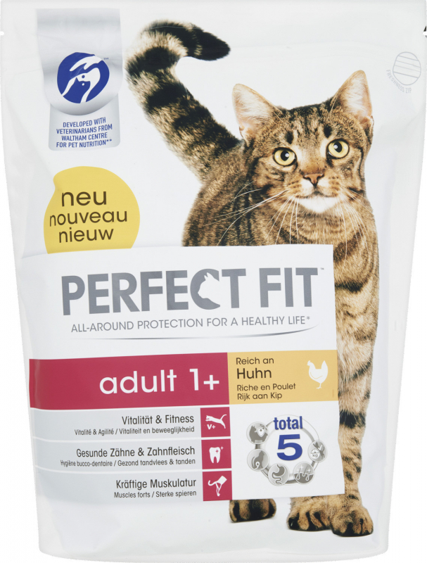 Perfect Fit Adult 1 + Rico en Pollo 750 g 4008429087950 opiniones