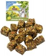 JR Farm Grain entier Cubes de Pissenlit 90 g