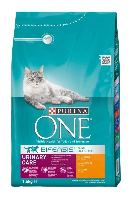 Purina ONE Bifensis Urinary Care Pollo y Trigo 1.5 kg 7613035610705 opiniones