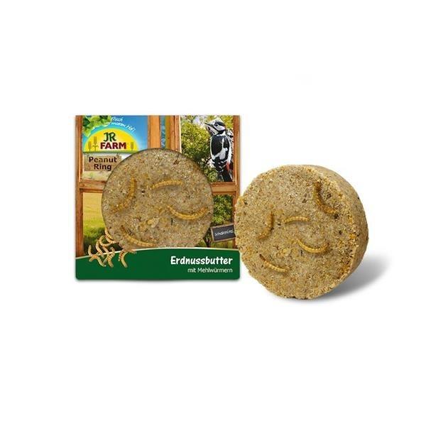 Manteiga de Amendoim Anel com Larvas de Farinha 250 g  da JR Farm Compre a bom preço com desconto