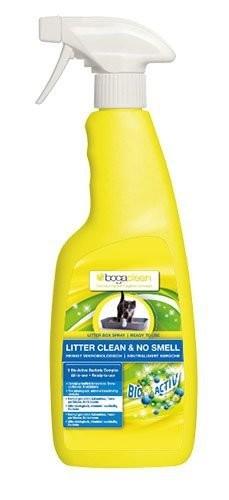 Bogaclean Clean + Smell Free Litter Box Spray 500 ml