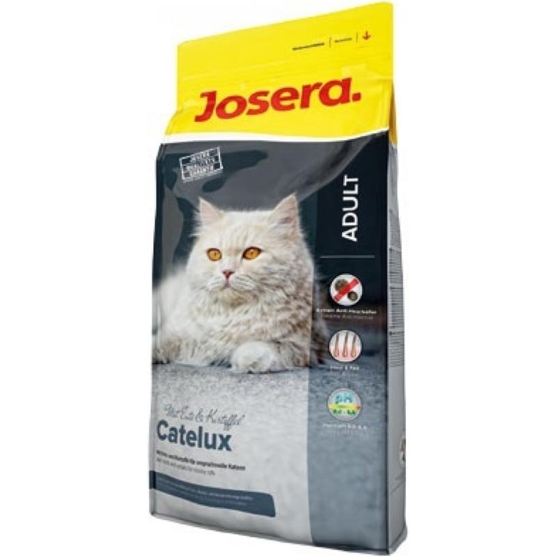 Josera Catelux 10 kg, 2 kg, 400 g