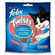 Felix Twists Lachs & Meeresfrüchte 50g
