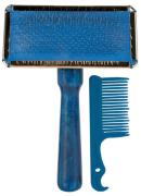 Soft Brush with Brush Cleaner - EAN: 4011905023540