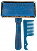 Soft Brush with Brush Cleaner