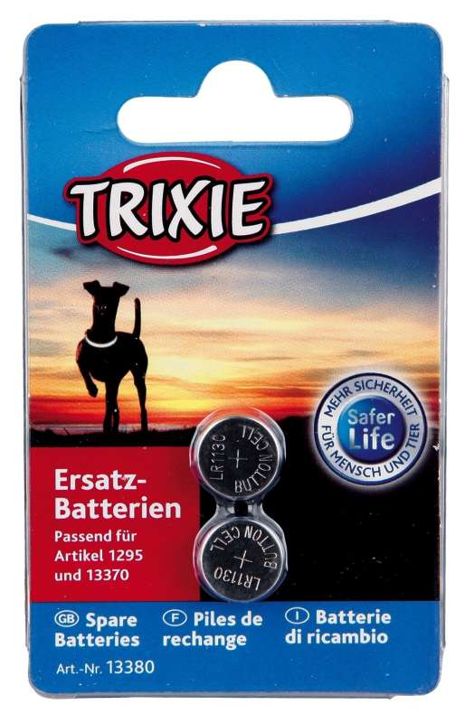 Trixie Repuestos de Pilas LR1130