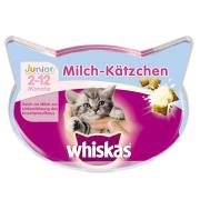 Estómago e intestino Whiskas Snack de Leche para Gatitos 55g