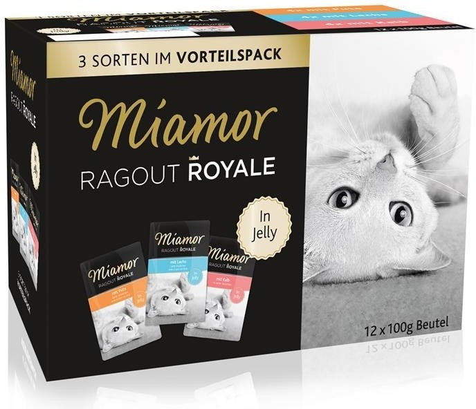 Miamor Ragout Royale in Jelly Multibox 12x100 g osta edullisesti