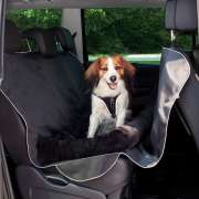 Trixie Car Seat Cover, Polyester/Plush