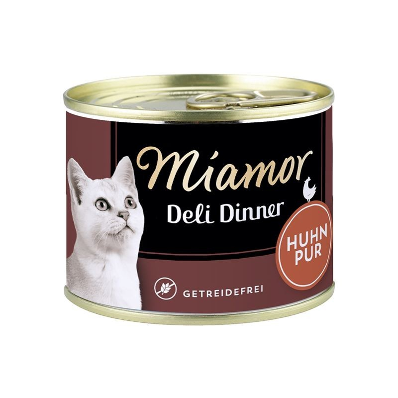 Miamor Deli Dinner Chicken pure EAN: 0000042334620 reviews