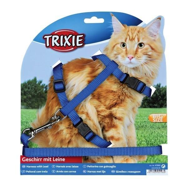 Trixie Kattsele & Koppel 4011905041964 erfarenheter