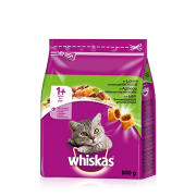 Whiskas 1+ Borrego 800 g