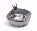 BIOPURLuna Grey Bowls & Feeders