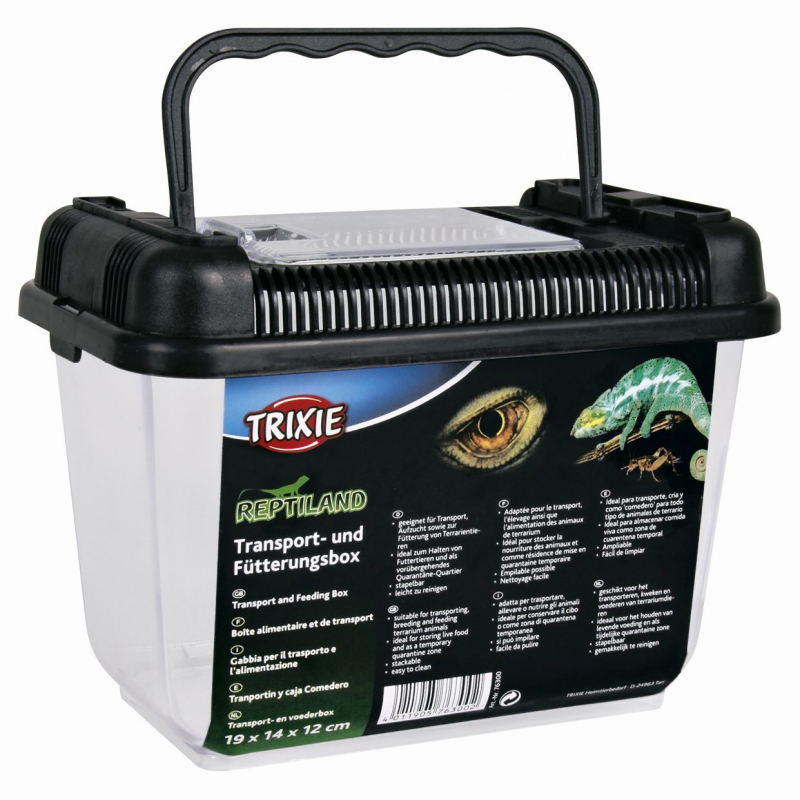 Trixie Transport and Feeding Box 4011905763002 erfarenheter
