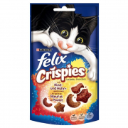 Crispies Beef & Chicken 45 g