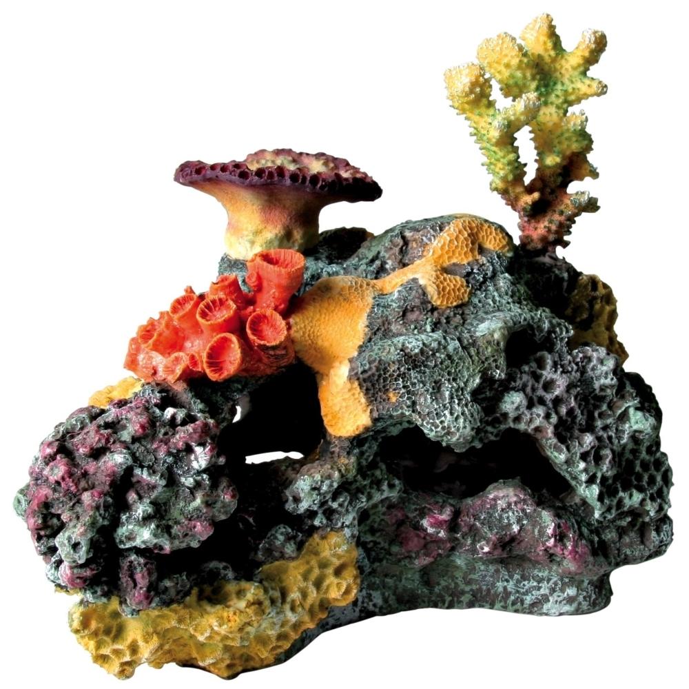 Trixie Koraalrif Veelkleurig 32 cm met korting aantrekkelijk en goedkoop kopen