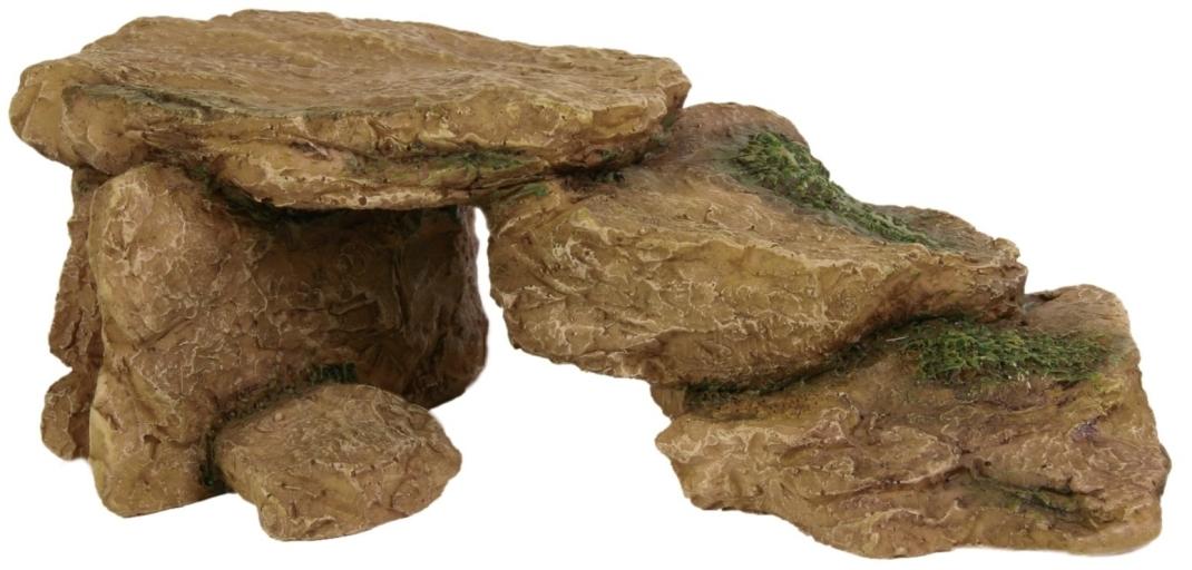 Trixie Rocks Lysebrun 15 cm kjøp billig med rabatt