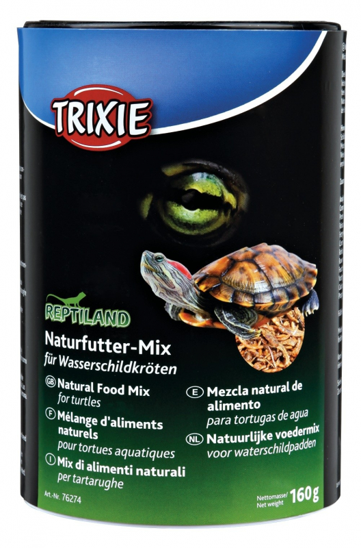Natural Food Mixture for Water-Turtles 160 g  från Trixie köp billiga på nätet