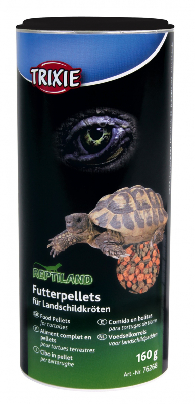 Trixie Futterpellets für Landschildkröten  160 g