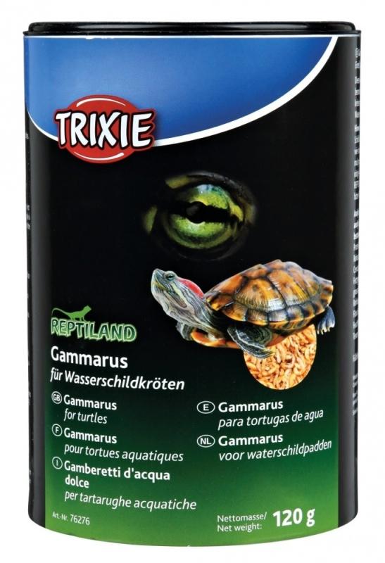 Trixie Gammarus für Wasserschildkröten 120 g 4011905762760