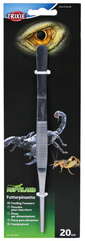 Trixie Voederpincet, recht 20 cm  met korting aantrekkelijk en goedkoop kopen