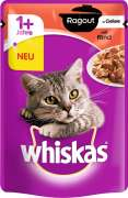 Whiskas Casserole - Beef in Jelly 1+ 85 g