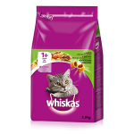 Whiskas 1+Lampaanliha