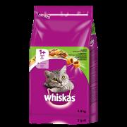 Whiskas Adult 1+ mit Lamm 3.8 kg