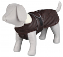 Сoats & Jackets for dogs Trixie Chambéry Coat - Brown 60x60-85cm
