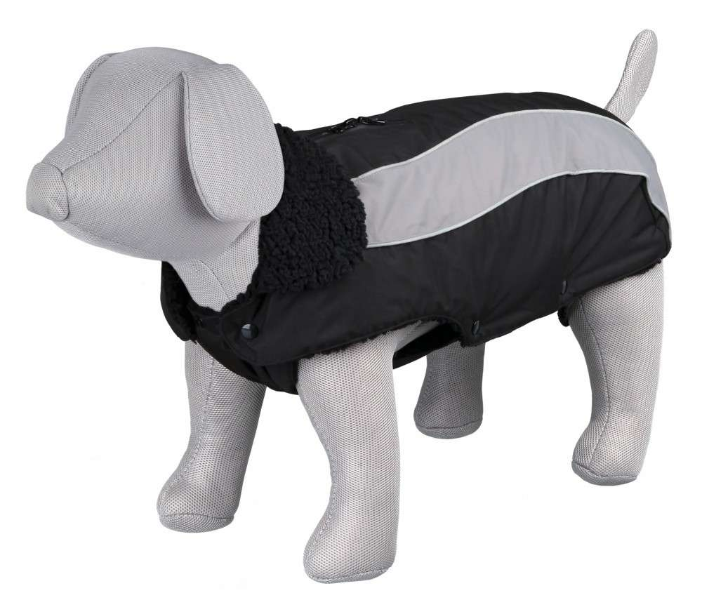 Dog coats & Jackets Marne Winter Coat Black 45x48-52 cm  by Trixie Buy fair and favorable with a discount