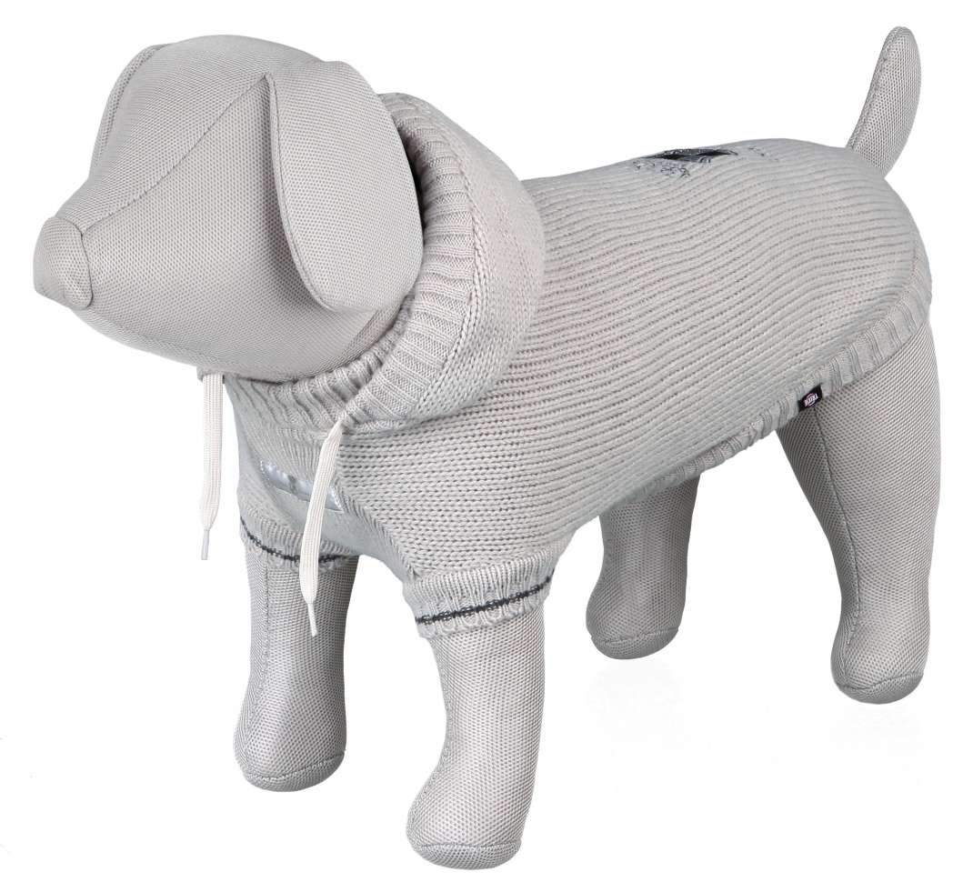 Dog Prince Pullover - Grey 33x38 cm  from Trixie